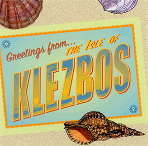 Isle of Klezbos - Greetings from the Isle of Klezbos CD Cover art