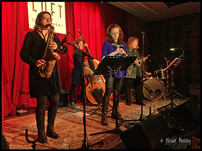 Isle of Klezbos Sextet at City Winery 03-16-19